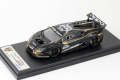 LOOKSMART LS483C Lamborghini Huracan Super Trofeo Evo Collector 2019 Matt Black /Gold