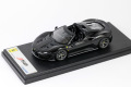 ** 予約商品 ** LOOKSMART LS18_16F 1/18 フェラーリ J50 Nero Daytona with White Line on the Side Skirt (ケース付)