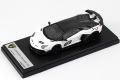 LOOKSMART LS489B Lamborghini Aventador SVJ Bianco Phanes #63 Special Edition