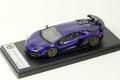 ** 予約商品 ** LOOKSMART LS489C Lamborghini Aventador SVJ Viola Altheia