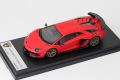 ** 予約商品 ** LOOKSMART LS489D Lamborghini Aventador SVJ Rosso Mimir
