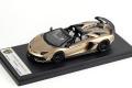 ** 予約商品 ** LOOKSMART LS501A Lamborghini Aventador SVJ Roadster Oro Zenas