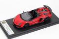 ** 予約商品 ** LOOKSMART LS501D Lamborghini Aventador SVJ Roadster Rosso Bia