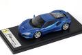 ** 予約商品 ** LOOKSMART LS503B Ferrari F8 Tributo Blue Geneva Motorshow 2019