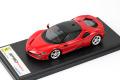 ** 予約商品 ** LOOKSMART LS504A Ferrari SF90 Stradale Rosso Corsa /Nero DS