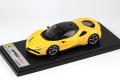 ** 予約商品 ** LOOKSMART LS504B Ferrari SF90 Stradale Giallo Modena /Nero DS