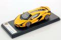 ** 予約商品 ** LOOKSMART LS507D 1/43 Lamborghini Sian FKP37 Giallo Horus (Matt)