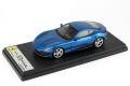 ** 予約商品 ** LOOKSMART LS508H 1/43 Ferrari Roma Blu Corsa