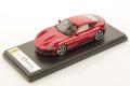 ** 予約商品 ** LOOKSMART LS508J 1/43 Ferrari Roma Rosso Fuoco