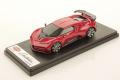 LOOKSMART LS513C 1/43 Bugatti Centodieci Italian Red