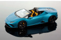 ** 予約商品 ** LOOKSMART LS521A Lamborghini Huracan Evo RWD Spyder Blu Mehit