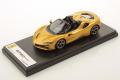 ** 予約商品 ** LOOKSMART LS522A 1/43 Ferrari SF90 Spider Giallo Montecarlo