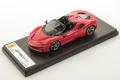 ** 予約商品 ** LOOKSMART LS522D 1/43 Ferrari SF90 Spider Rosso Scuderia