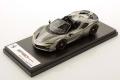 ** 予約商品 ** LOOKSMART LS522E 1/43 Ferrari SF90 Spider Grigio Ferro Met.