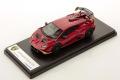** 予約商品 ** LOOKSMART LS523G 1/43 Lamborghini Huracan STO Rosso Efesto Oro Elios Frame