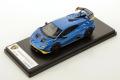 ** 予約商品 ** LOOKSMART LS523H 1/43 Lamborghini Huracan STO Blu Nethuns Giallo Belenus Frames