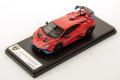 ** 予約商品 ** LOOKSMART LS523I 1/43 Lamborghini Huracan STO Arancio Xanto Blu Nila Frames And Livery