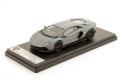 ** 予約商品 ** LOOKSMART LS525A 1/43 Lamborghini Aventador LP780-4 Ultimae Grigio Acheso