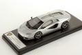 ** 予約商品 ** LOOKSMART LS529F 1/43 Lamborghini Countach LPI800-4 Argento Luna