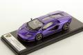 ** 予約商品 ** LOOKSMART LS529G 1/43 Lamborghini Countach LPI800-4 Viola Pasifae