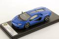 ** 予約商品 ** LOOKSMART LS529H 1/43 Lamborghini Countach LPI800-4 Blue