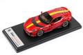 ** 予約商品 ** LOOKSMART LS530C 1/43 Ferrari 812 Competizione Rosso Corsa / Yellow stripe