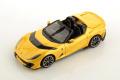 ** 予約商品 ** LOOKSMART LS531A 1/43 Ferrari 812 Competizione A Giallo Tristorato