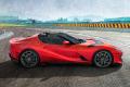 ** 予約商品 ** LOOKSMART LS531B 1/43 Ferrari 812 Competizione A Roso Corsa