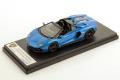 ** 予約商品 ** LOOKSMART LS532A 1/43 Lamborghini Aventador LP780-4 Ultimae Roadster Blu Tawaret