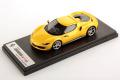 ** 予約商品 ** LOOKSMART LS533C 1/43 Ferrari 296GTB Giallo Tristrato