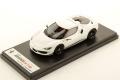 ** 予約商品 ** LOOKSMART LS533D 1/43 Ferrari 296GTB Bianco Cervino