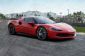 ** 予約商品 ** LOOKSMART LS533E 1/43 Ferrari 296GTB Rosso Corsa
