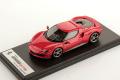 ** 予約商品 ** LOOKSMART LS533G 1/43 Ferrari 296GTB Rosso Scuderia