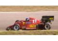 ** 予約商品 ** LOOKSMART LSF1H04B 1/18 フェラーリ 126C3 Dutch GP 1983 P.Tambay 2nd (ケース付)