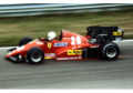 ** 予約商品 ** LOOKSMART LSF1H04 1/18 フェラーリ 126C3 Dutch GP 1983 R.Arnoux Winner (ケース付)