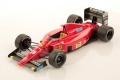 ** 予約商品 ** LOOKSMART LSF1H10B 1/18 フェラーリ 640 Portugal GP 1989 G.Berger Winner (ケース付)