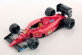 ** 予約商品 ** LOOKSMART LSF1H10 1/18 フェラーリ 640 Hungary GP 1989 N.Mansell Winner (ケース付)