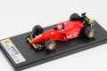 LOOKSMART /ユーロスポーツ特注 LSF-ES1701 1/43 フェラーリ 412T2 カナダGP n.27 1995 J.アレジ
