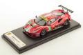 ** 予約商品 ** LOOKSMART LSLM121 1/43 Ferrari 488 GTE EVO No.51 AF Corse Winner LMGTE Pro Le Mans 2021