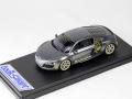 LOOKSMART LSR8 アウディ R8 Silvretta Classic Met Grey Matt 99台限定
