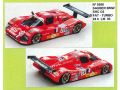 MINI Racing 208 ザウバー BMW SHC C6 FAT Turbo LeMans 1993 n.28