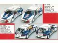 MINI Racing 286 プジョー 306 MAXI Gr.A USINE  フランスラリー 96