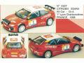 MINI Racing 327 シトロエン XSARA kit car Gr.A Lyon Charbon. 98