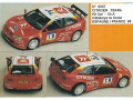 MINI Racing 337 シトロエン XSARA kit car Gr.A Catalunya 98 winner
