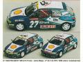 MINI Racing 346 プジョー 306 GTI Procar Belge SPA 98 n.17/27