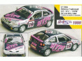 MINI Racing 364 ルノー MEGANE 2.0 16V HYPE SPA 98 n.19