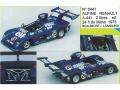 MINI Racing 441 アルピーヌ ルノー A441 2L Elf LM 75 n.26