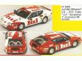 MINI Racing 455 アルピーヌ ルノー V6 GTA Turbo LUI Monaco 88 n.3