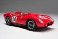 ** 予約商品 ** Amalgam M5908 1/18 Ferrari 250 TR Le Mans 1958 n.14