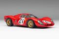 ** 予約商品 ** Amalgam M5933 1/18 Ferrari 330P4 Le Mans 1967 n.21
